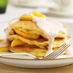 Mango lívanečky